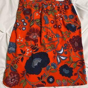 LOFT XS Skirt